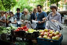 Farmers' Market, Bratislava 2014